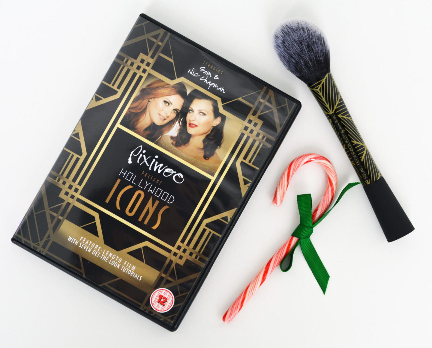 Pixiwoo Present: Hollywood Icons DVD