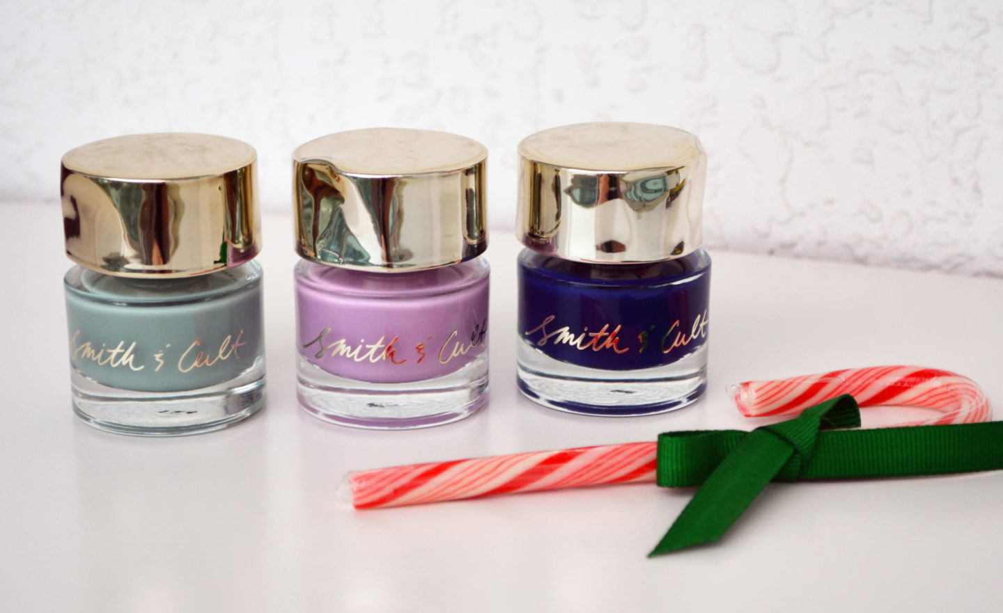 Smith & Cult Diary of a Beauty Junkie Trio