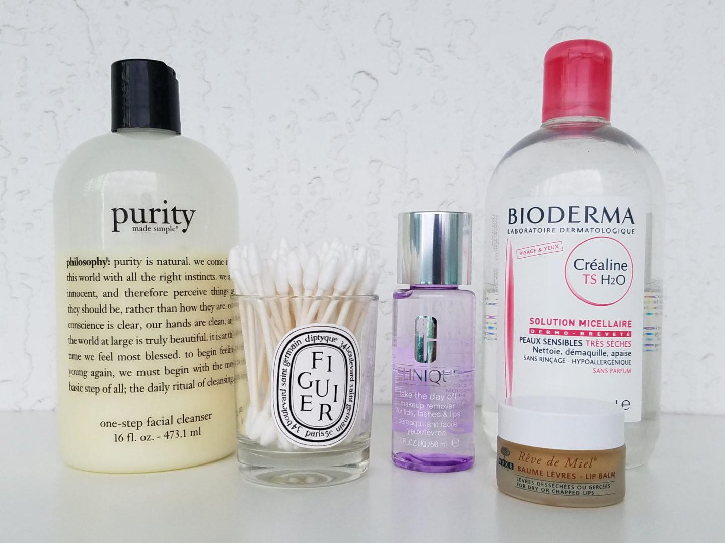 Cleansers and Makeup Removers