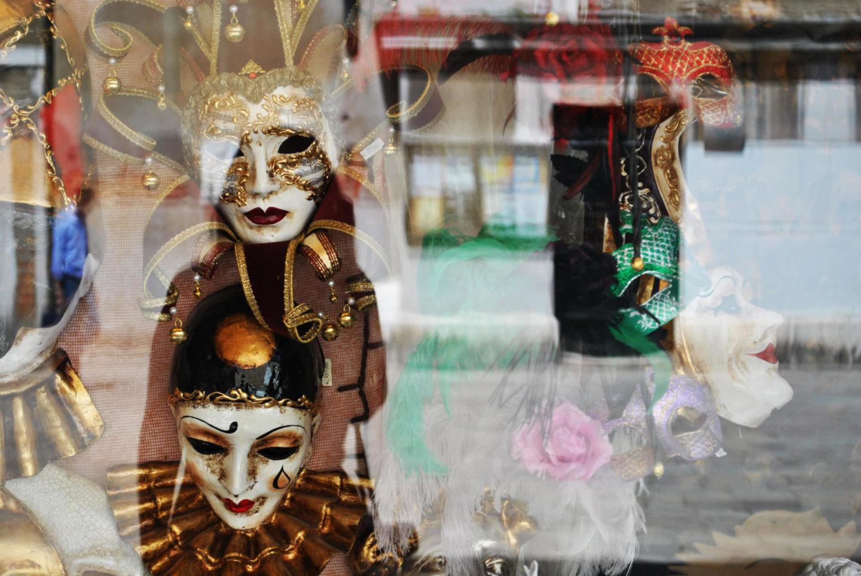 Venice Italy Masks