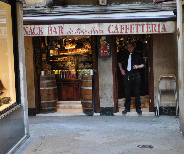 Venice Italy Caffetteria