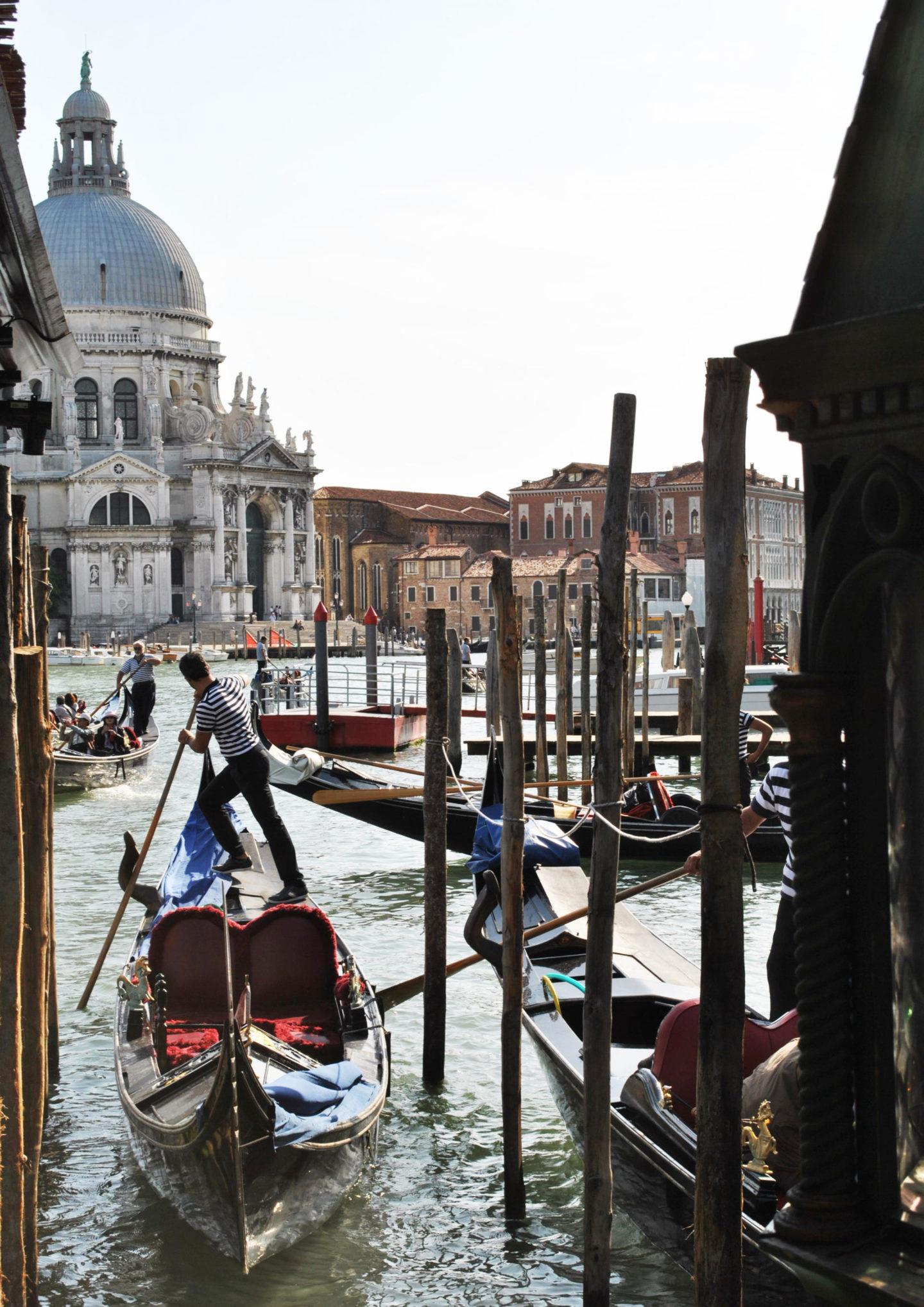 Venice Italy Gandola