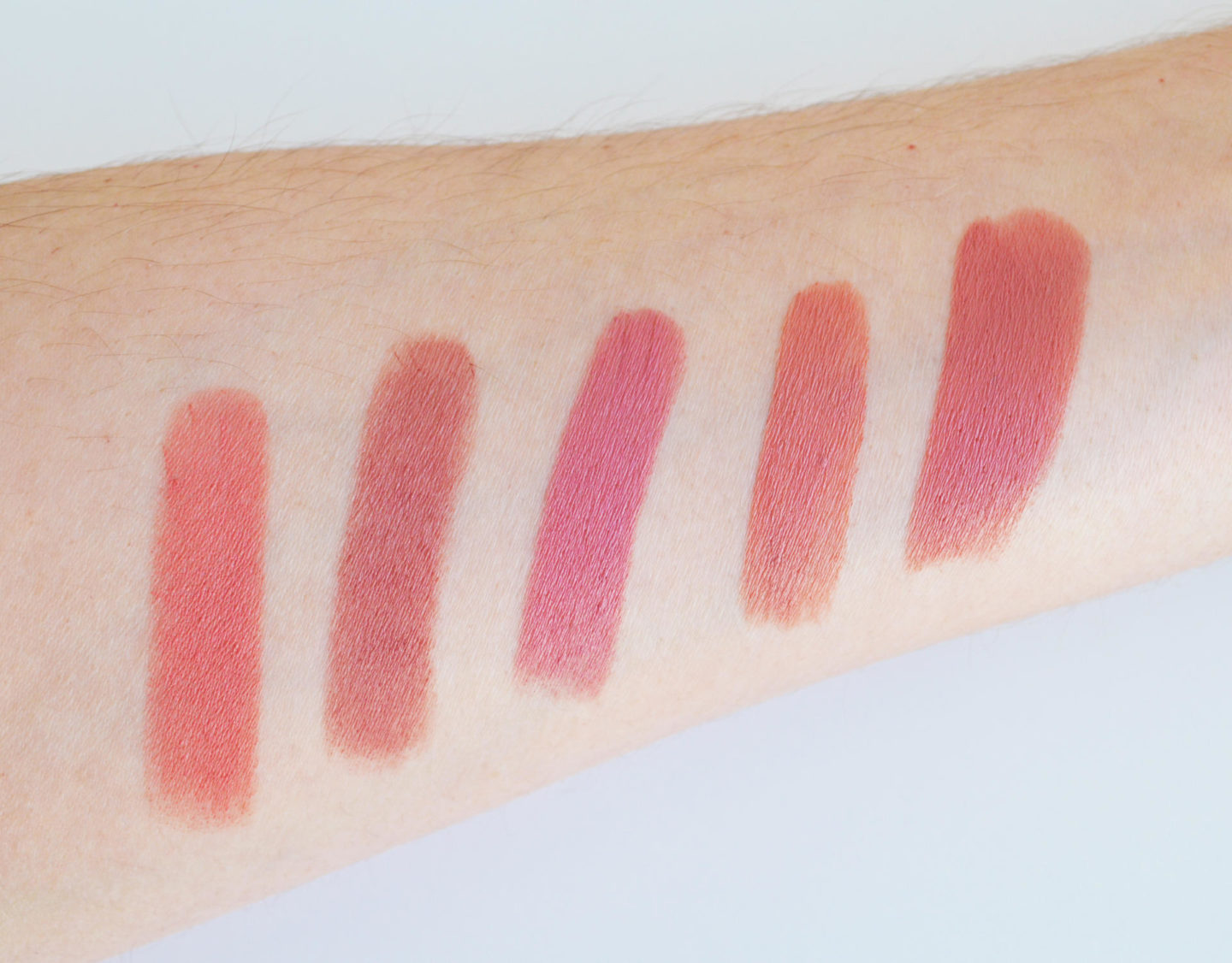 Top 5 | Nude Lipsticks