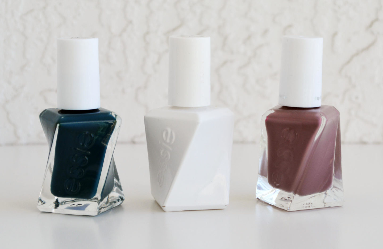 Essie Gel Couture Line