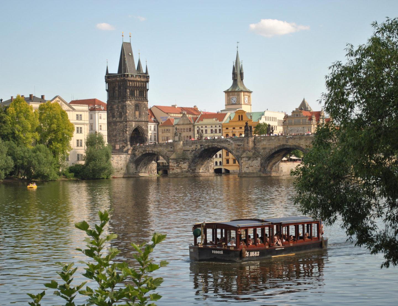Prague The Charles Bridge