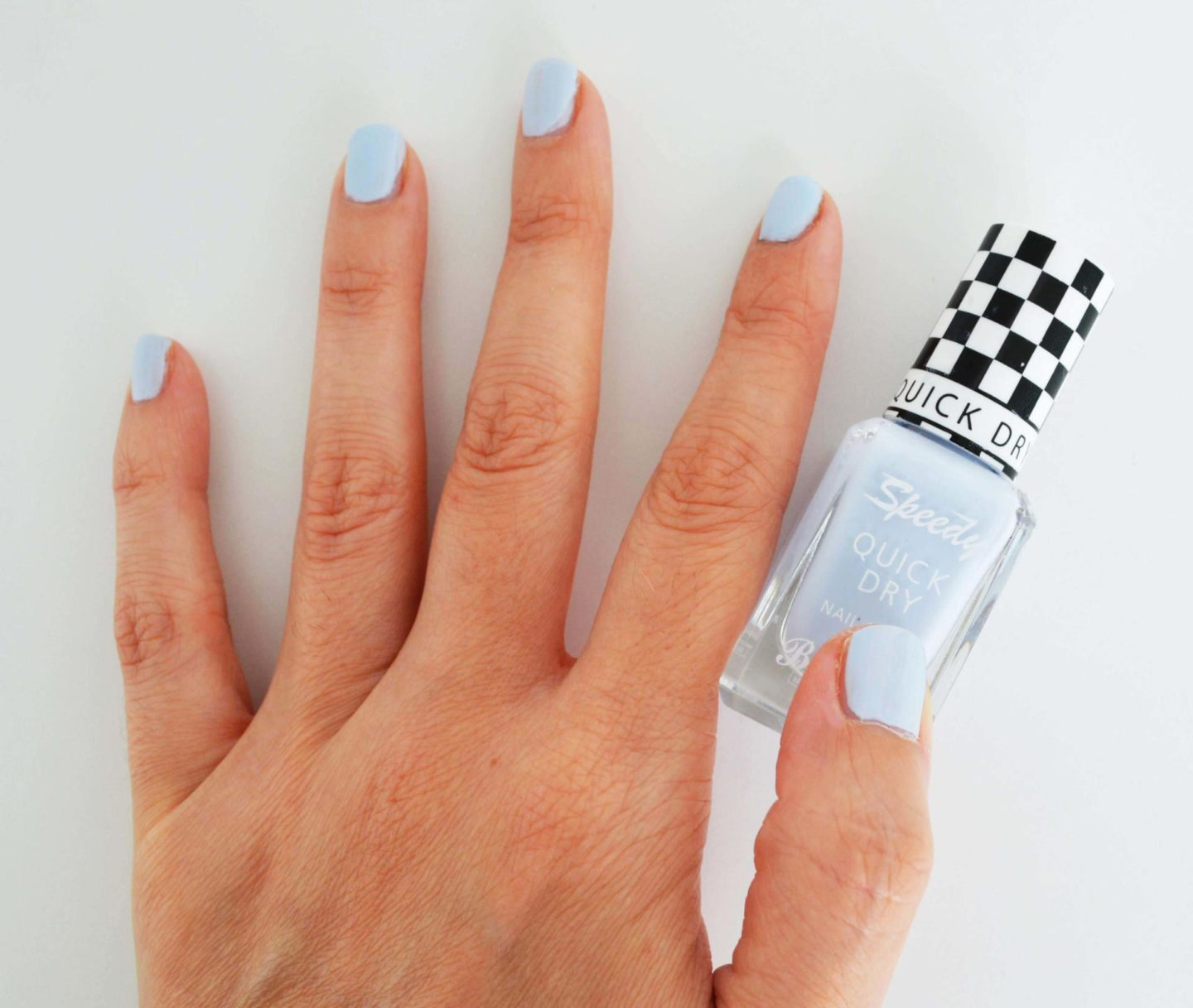 Barry M Speedy Quick Dry Nail Paint in Eat My Dust