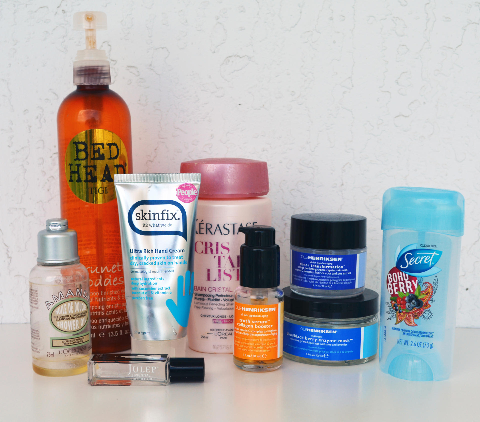 Products I've Used Up | August 2017
