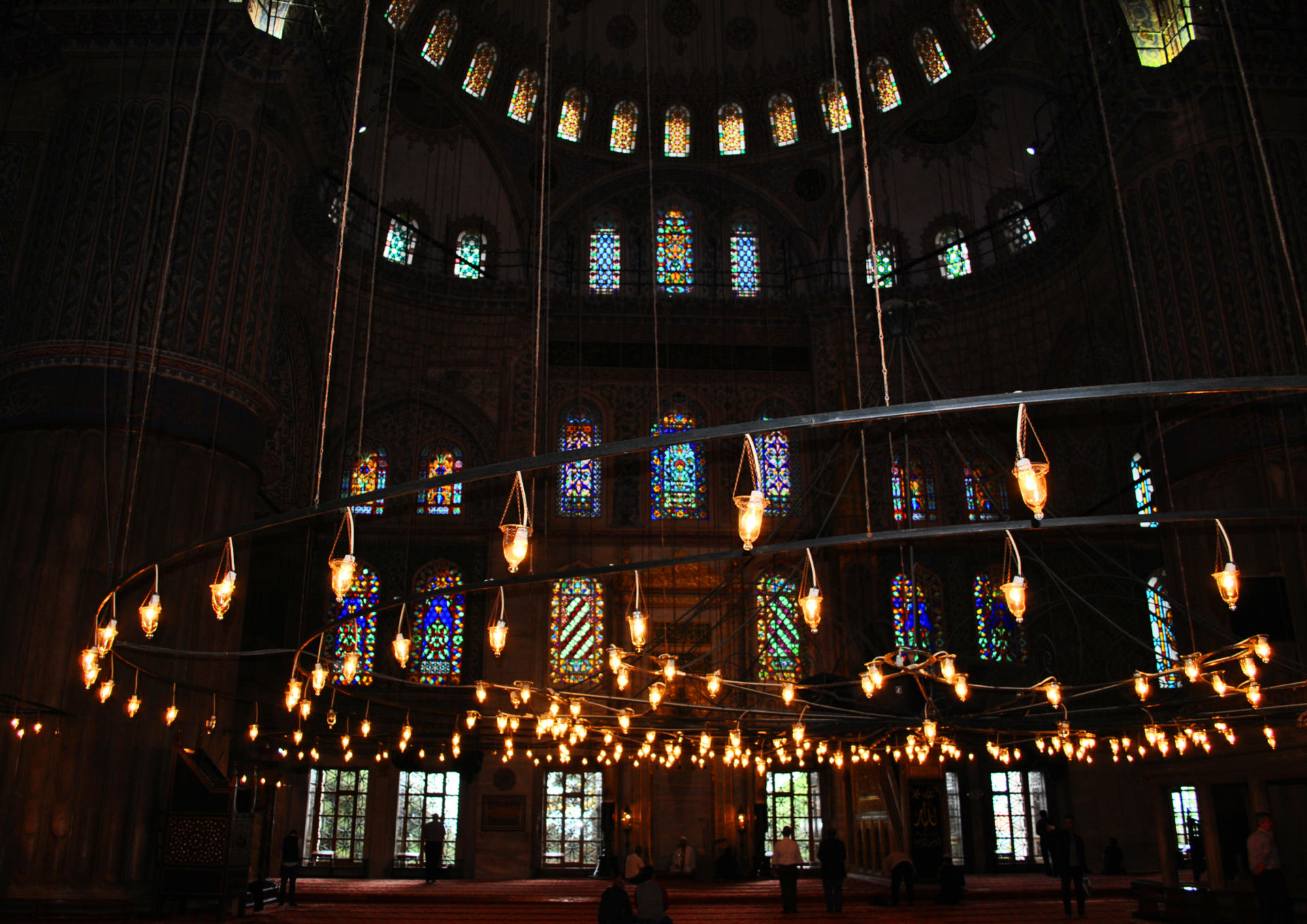 Sultan Ahmed Mosque (The Blue Mosque)