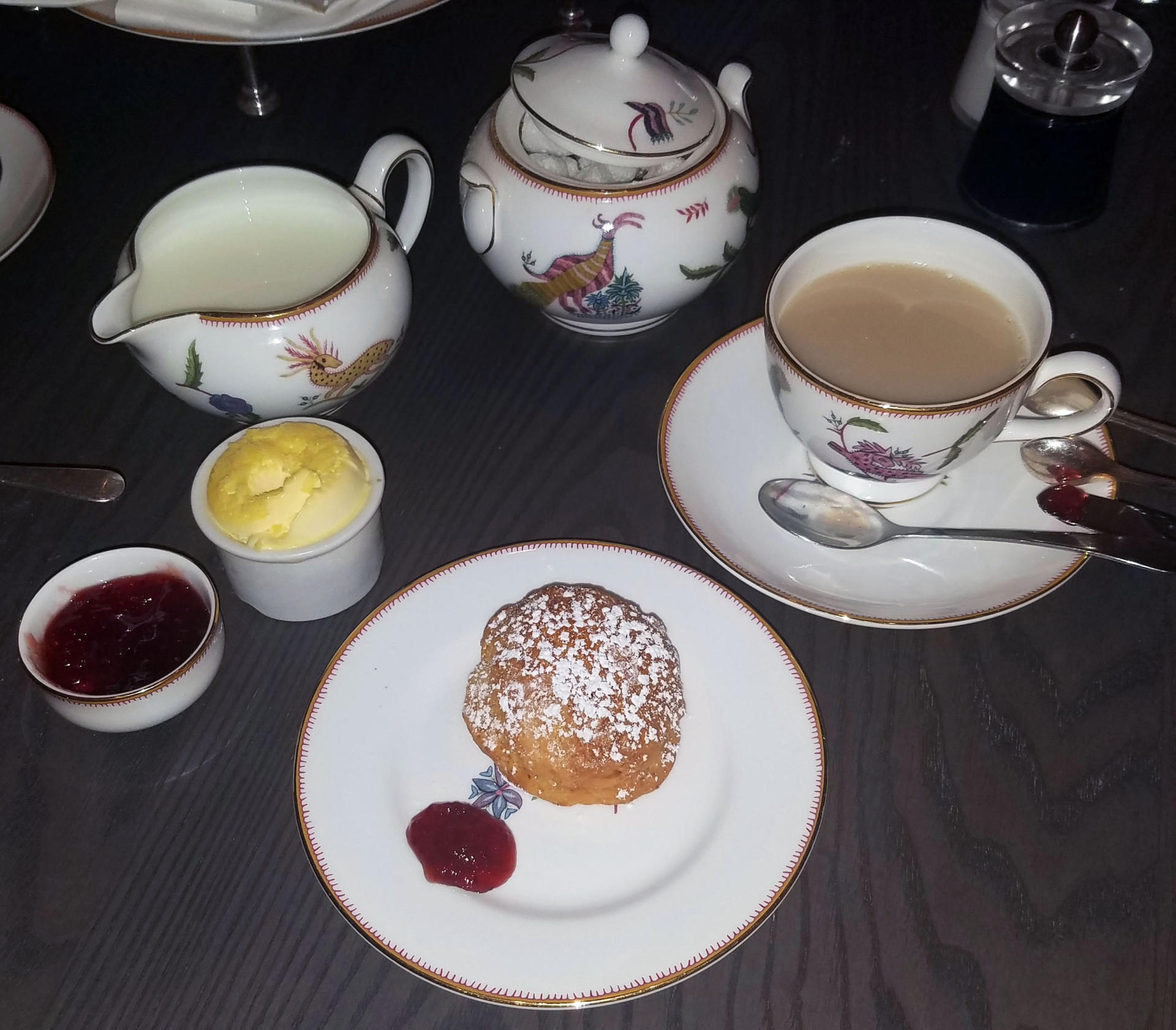 Charlotte Street Hotel Afternoon Tea