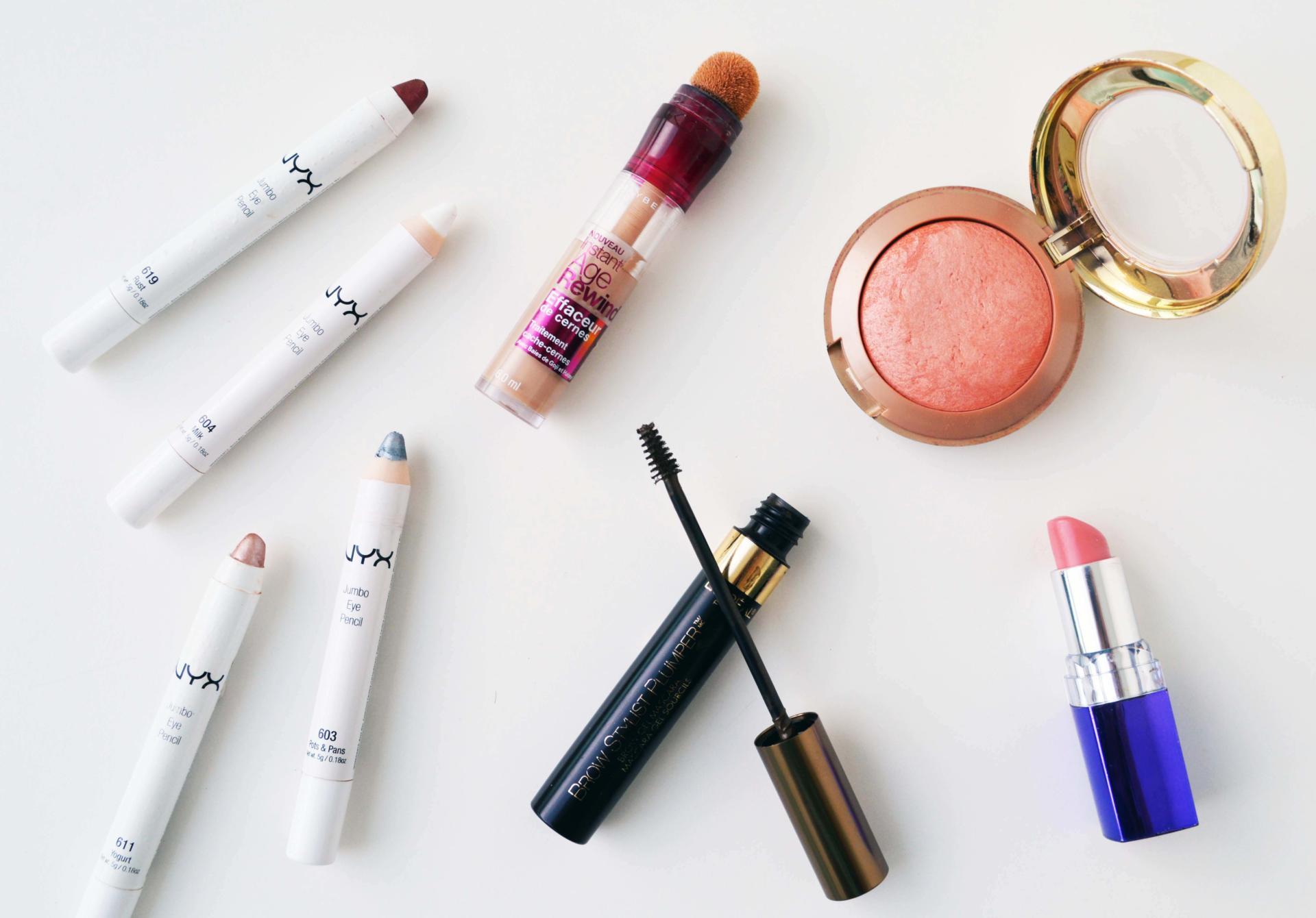 Top 5 | Drugstore Makeup