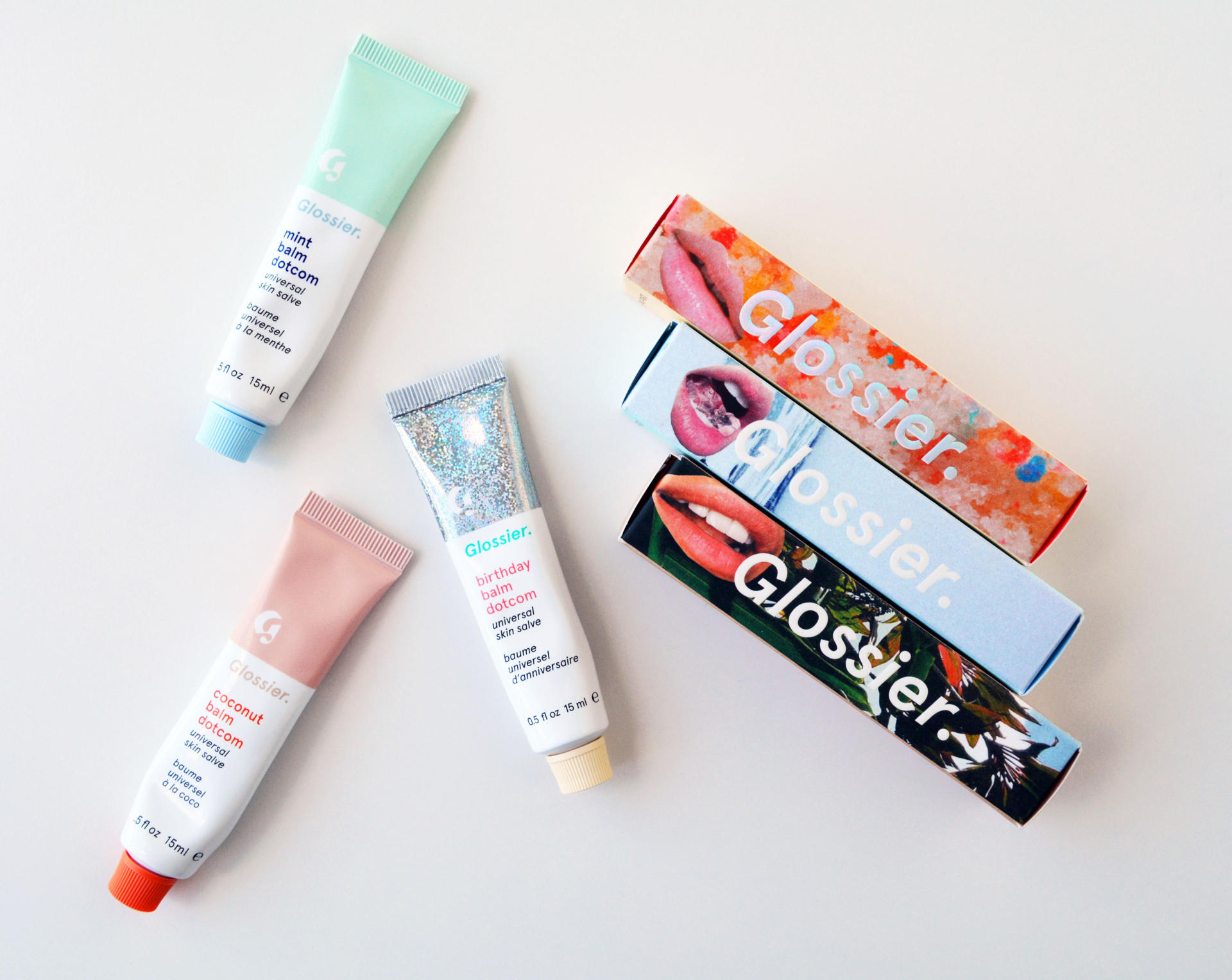 Glossier Haul Review