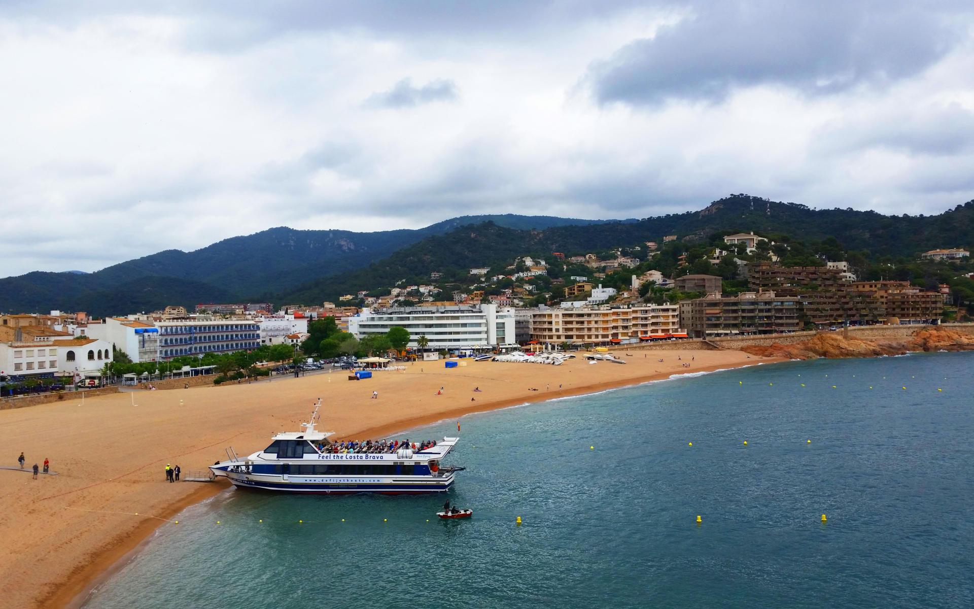 Photo Diary | Tossa de Mar, Spain