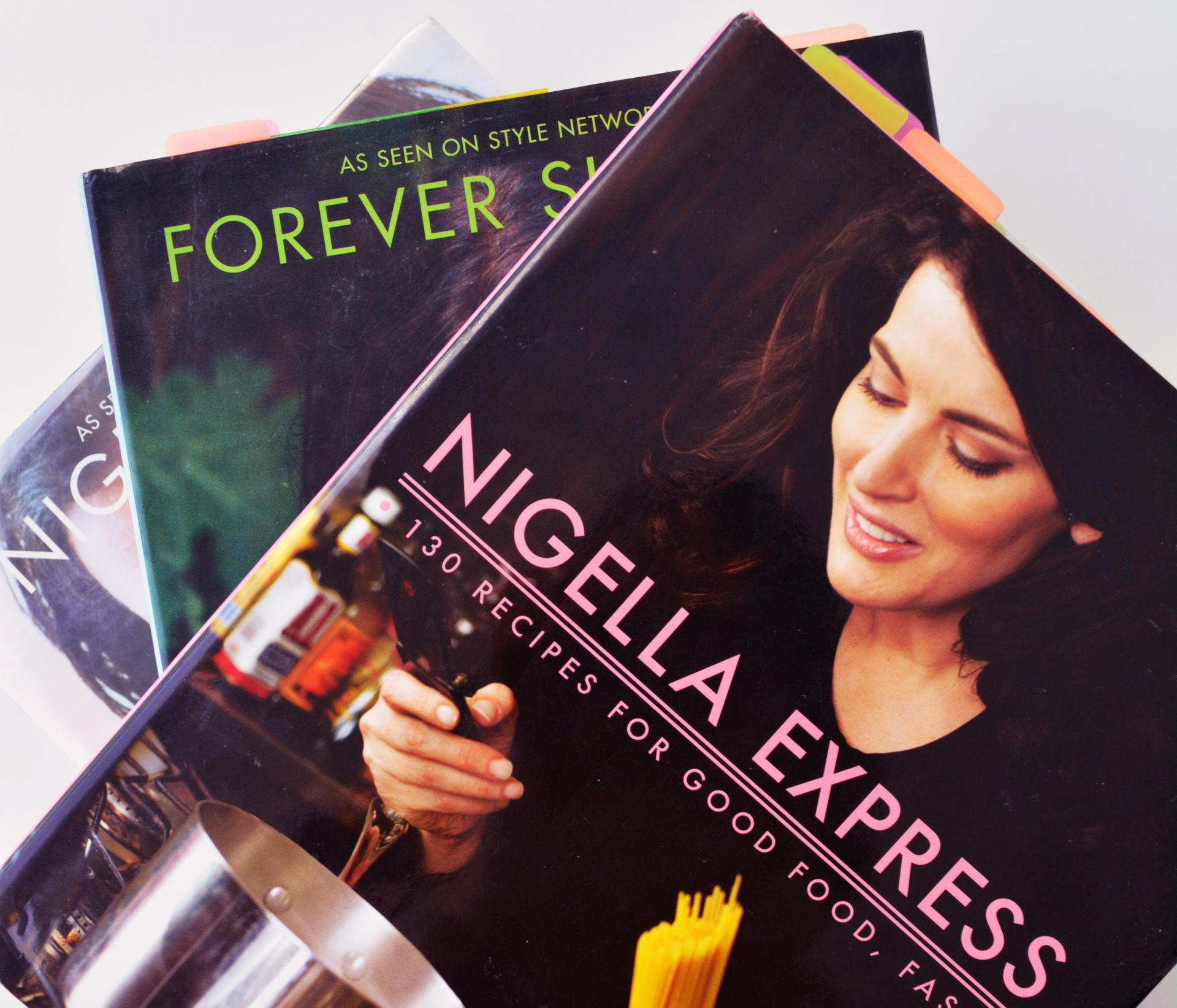 Cookbook Spotlight: Nigella Lawson